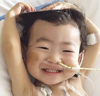 米国での心臓移植、成功