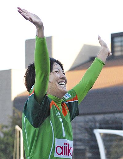 小野寺選手  今季で引退