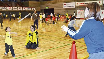 ボールゲームフェス初開催