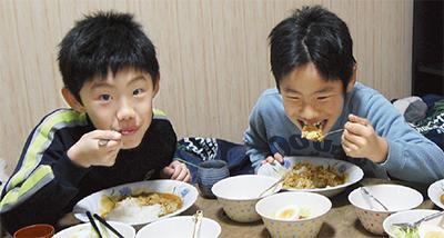 子ども食堂に補助金
