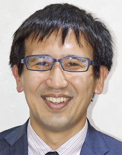 小幡 剛志さん