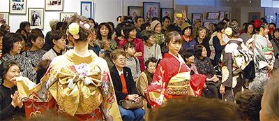 和文化にうっとり
