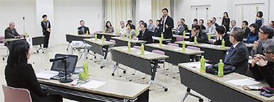 三師会が初のスクラム 在宅医療テーマに研修会 | 大和 | タウンニュース