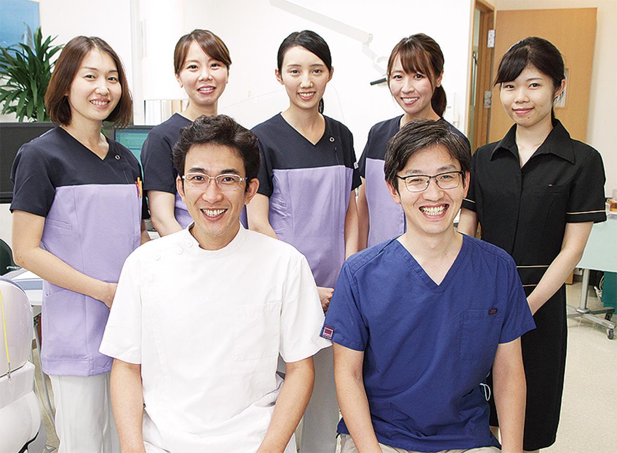 再発を予防する歯科診療