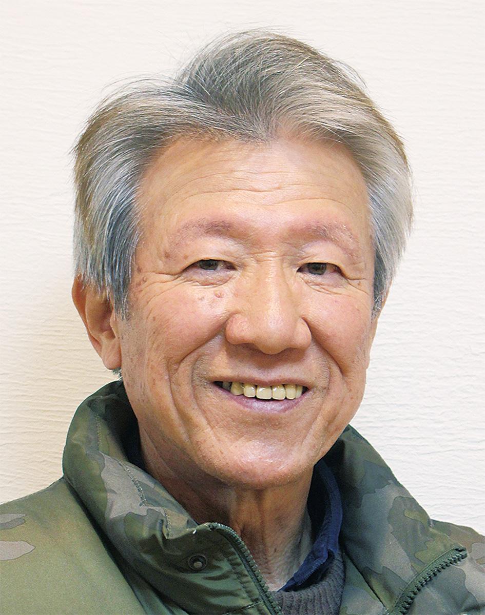 中山 康夫さん