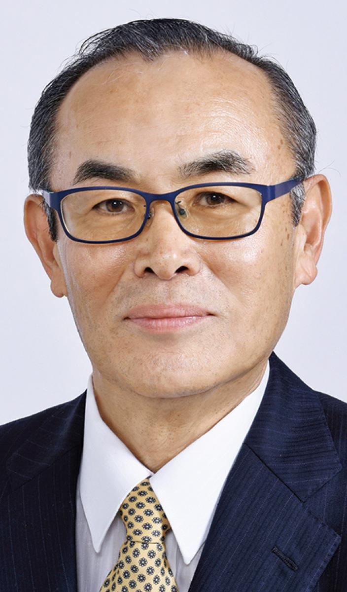 笠間信一郎氏が市議選出馬表明