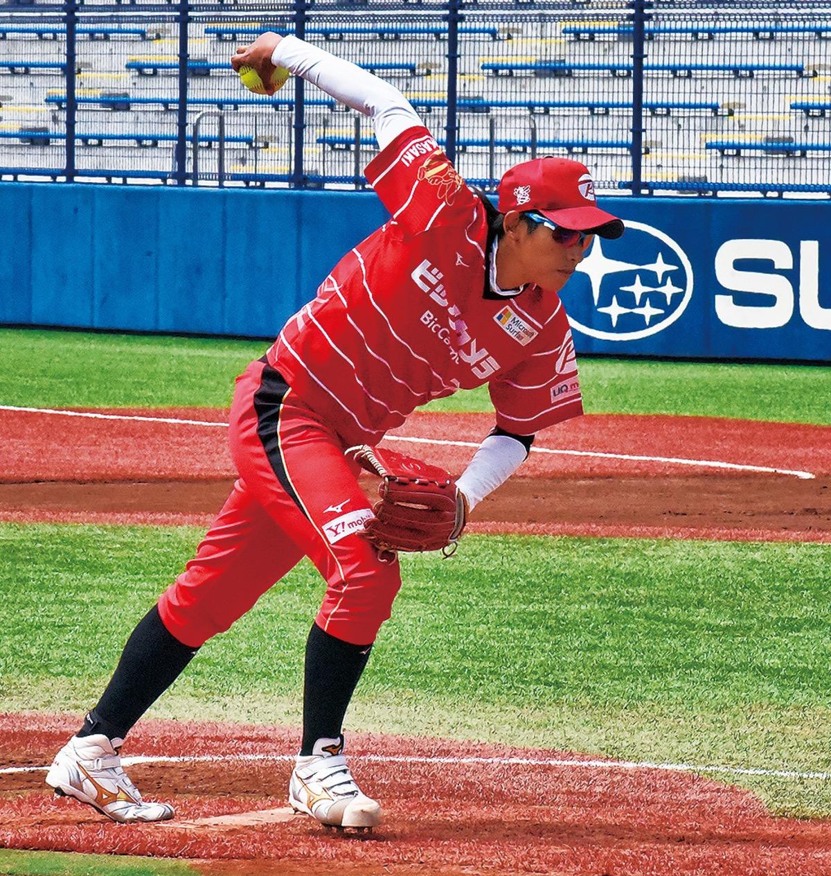 日本女子ソフトボール 世界のトップ選手が集結 大和S(スタジアム)で9 ...