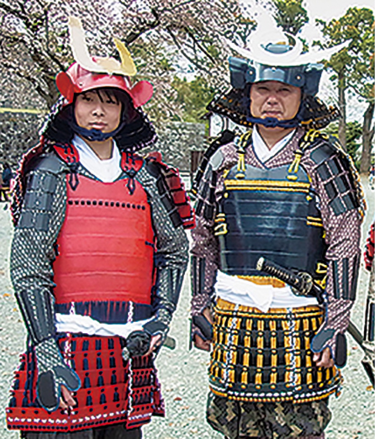 段ボールで甲冑作り 参加者を募集 | 大和 | タウンニュース