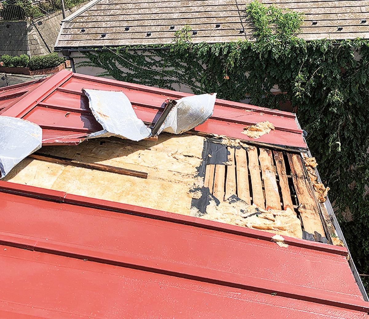 火災保険で無料修繕 過去の台風被害も対象  株式会社相模創建 | 大和 | タウンニュース