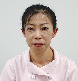 鈴木由美子  感染管理認定看護師