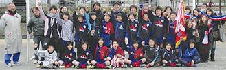 海老名FCのメンバー