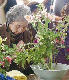 海源寺では「花供養」を企画する