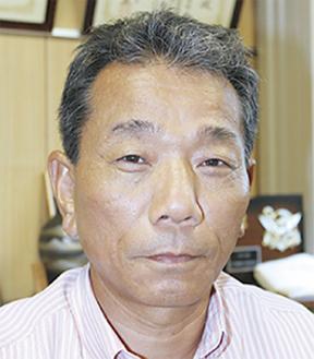 小川治夫会長