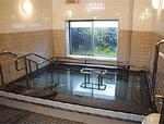 温泉気分を味わえる入浴施設