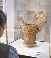縄文文化に触れる