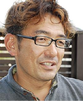 地域活動も取組む榎田代表