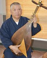 海老名で薩摩琵琶演奏会