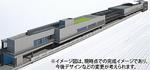 相鉄線海老名駅のリニューアル(イメージ図)