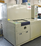 導入した真空超音波洗浄機
