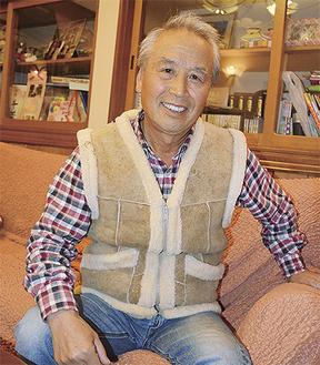 パースで日本人初となる農業経営者の大熊さん