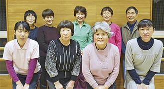 団体のメンバー