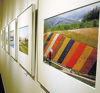 全国の風景写真が並ぶ