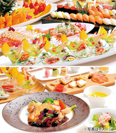 平日ランチもディナーも1800円(税別)‼
