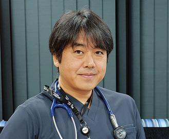 講師の一人である尾崎医師
