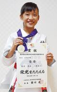 高木さんが全国優勝