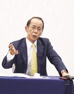内野氏、5選出馬へ