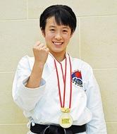 池田さんが初優勝