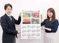 綾瀬カレンダー完成