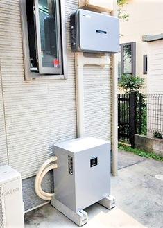 【施工事例】シャープハイブリッド蓄電池