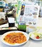 人気のスパゲティ・ナポリタン660円