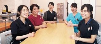 武内歯科医院の保健指導スタッフ
