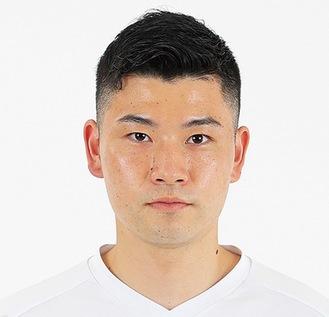 坂井幹選手