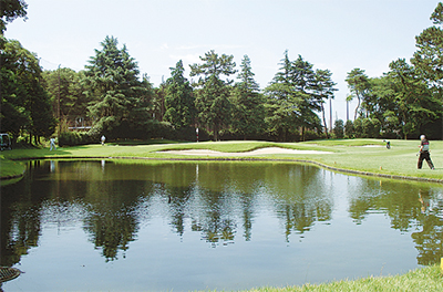 ゴルフ大会参加者募集