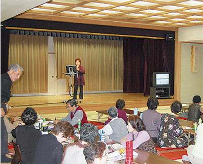 神年協カラオケ大会