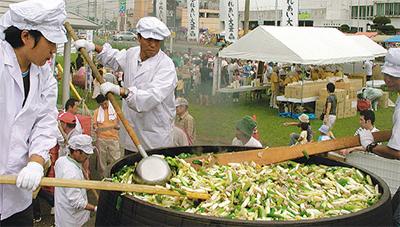 綾瀬の夏の祭典は中止