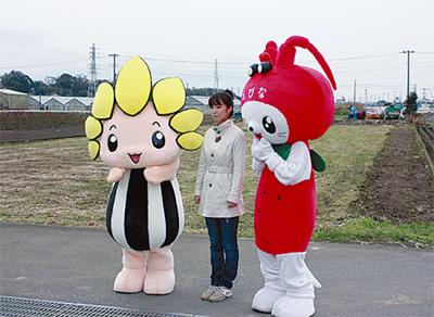 えび〜にゃTVに出演