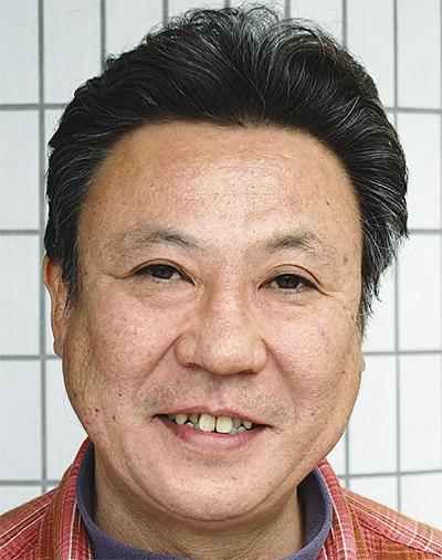 石塚浩一さん