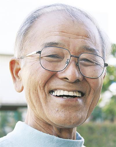 慶田盛(けだもり)宏(ひろし)さん