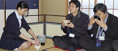 日韓の教員が交流