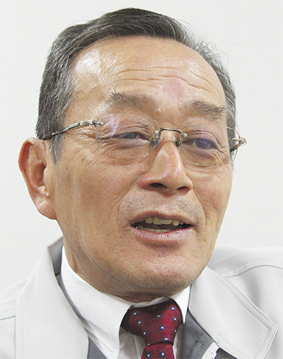 川添(かわそえ)民男(たみお)さん