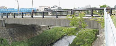 橋の長寿命化へ計画策定