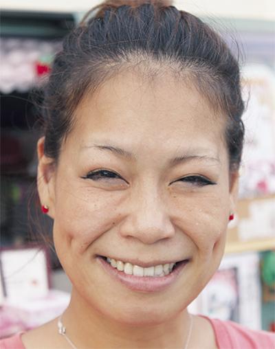 菊田 悦子さん