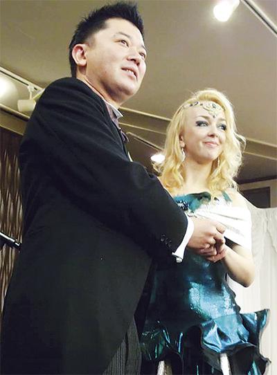 「最悪の出会い」から始まった国際結婚