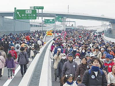 「圏央道歩き」最後のチャンス