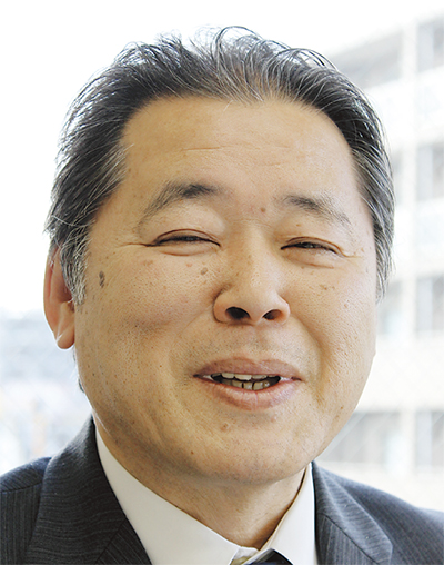 山崎 日出雄さん