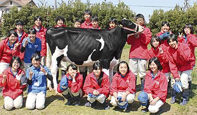 中農産牛が県代表